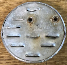 Vintage Reo Round Pancake Air Cleaner Filter For Small Gas Engine 1950's