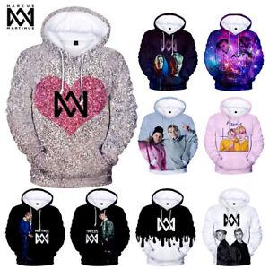 Marcus Und Martinus D Unisex Mens And Womens Hoodie Pullover Sweatshirt Top Gift