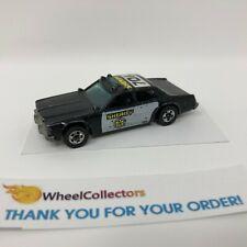 Sheriff Patrol Malaysia 1977 * Hot Wheels LOOSE * F705