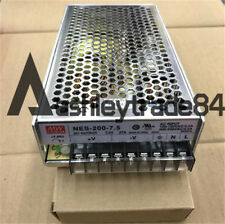 New Meanwell Switching Power Supply NES-200-7.5 7.5V 27A