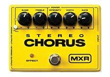 Brand New Dunlop MXR Stereo Chorus M134 Guitar Effect Pedal
