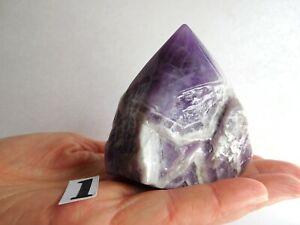 Large Chunky Amethyst Crystal Cut Base Generator Point   205g - 275g  Meditation