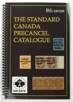 The Standard Canada Precancel Catalogue 8th ed Unitrade Press -New & expanded!
