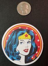 wonder woman sticker **** circle and face sticker ****