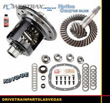 Limited Slip Posi GM Chevy 7.6 Powertrax 3.73 Ring Pinion Gear Set Koyo Master