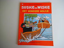 Suske en Wiske 228. Het wondere wolfje 1991