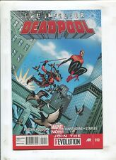 "DEADPOOL #10 - ""EIGHT LEGS TO KICK YOU!"" - (9.2) 2013"
