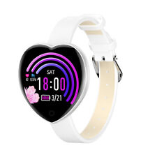2020 New Smartwatch Wristband Heart Rate Blood Pressure Monitor Women Girls Gift
