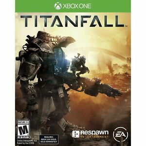 Titanfall 1 Microsoft Xbox One 2014 Brand New Sealed