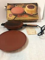 Vintage GE dip-n-flip Electric Crepe Maker Model No. CR1/3950-112