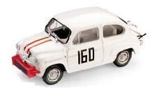 Brumm Bm0306 Fiat Abarth 850 TC P.falorni62 1 43 Modellino Die Cast Model