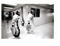 Vintage NASA Press Photo Astronauts Apollo 10 Manned Space Craft May, 1969 V09