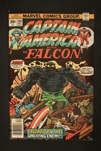Captain America #204 - NEAR MINT 9.2 NM - Marvel Comics
