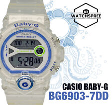 Casio Baby-G For Running Series Ladies' Watch BG6903-7DD