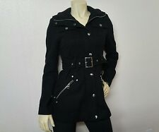 M60 MISS SIXTY Wool Blend Women's Coat Size XS
