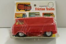 "Hong Kong Plastic: ""Commer Van"" - Red (UNOPENED/MADE IN HONG KONG)"