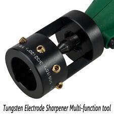 TIG Welding Tungsten Electrode Sharpener/ Grinder Multi-Angle & Offsets