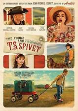 The Young and Prodigious T.S. Spivet (DVD, 2015)