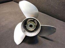 Evinrude Johnson Prop 14 3/4 X 17P RH Viper V6 Outboard Motor Propeller OMC