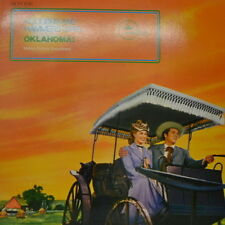 """12"""" Soundtrack Rodgers And Hammerstein`s Oklahoma Capitol Emidisc"""
