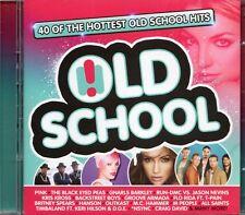 Old School (2 x CD) Pink/MC Hammer/Hanson/Nsync/Jazzy Jeff/Backstreet Boys/Kesha