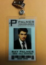 Arrow ID Badge-Palmer Technologies Ray Palmer CEO All Access cosplay costume