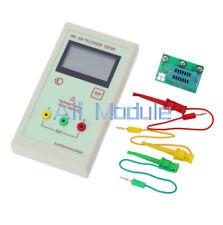 MK-328 trlcresr Transistor LCR ESR Tester Analizador de dispositivo semiconductor M100 am