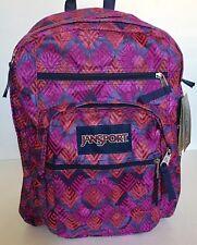 Jansport Big Student 2100 Cu /34L Multi Diamonds  Backpack