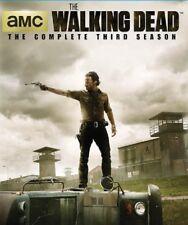 The Walking Dead: Season 3 Three Third (Blu-ray, 2013, Target SteelBook)