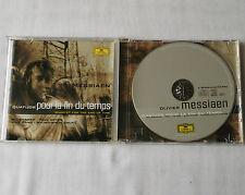 MESSIAEN Quatuor pour la fin du temps SHAHAM-JIAN WANG-MYUNG WHUN CHUNG-...CD