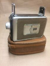Vintage Kodak Brownie Movie Camera 8mm w/Cine Ektanon Lens F 2.7 with CaseVintag