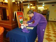 Sassuolo Fiorentina 15/16 ball signed players Rodriguez Bernardeschi Alonso