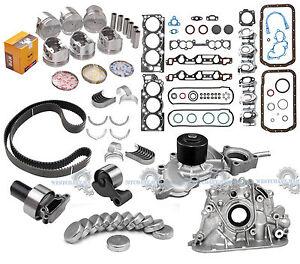 93-95 TOYOTA PICKUP 4RUNNER 3.0L SOHC 3VZE MASTER OVERHAUL ENGINE REBUILD KIT