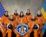 SPACE SHUTTLE DISCOVERY CREW STS-128 NASA 8x10 PHOTO