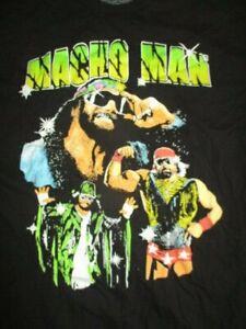 WWE Legend RANDY SAVAGE - MACHO MAN (XL) T-Shirt