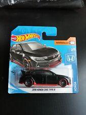 Hot Wheels 2018 Honda Civic Type R 2/5 1/64 81/250 2020