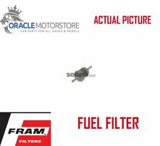 NEW FRAM ENGINE FUEL FILTER GENUINE OE QUALITY SERVICE REPLACEMENT G4164