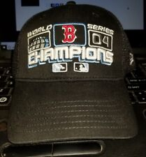 Boston Red Sox 2004 World Series Champions New Era HAT men's One Size fits Most