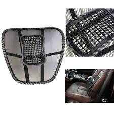 Classic Bead Mesh Car Home Van Taxi Seat Cushion Seat Cover Protect Back Support