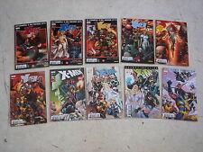 X-MEN n° 141 à 150- Lot de 10 COMICS