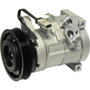 Chrysler Dodge Plymouth Minivan 2001 to 2007 NEW AC Compressor CO 29001C