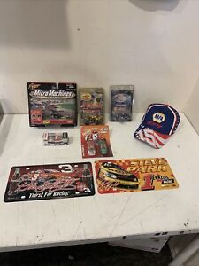1999 Micro Machines Dueling Drivers Dale Earnhardt vs Steve Park LOT all New