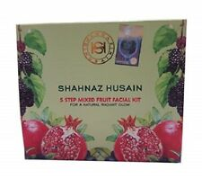 5 Step  Mixed Fruit Facial Kit for Natural Radiant Glow by Shahnaz Husain