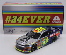 NEW 2018 JEFF GORDON WILLIAM BYRON #24 AXALTA 24EVER 1/24 CAR