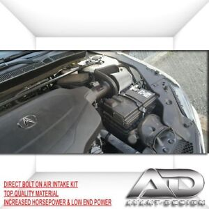 AF DYNAMIC 13-17 FOR Honda Accord 2015 Acura TLX 3.5L 3.5 V6 COLD AIR INTAKE KIT