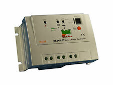 MPPT Solar Regulator/Controller 10A 12V/24V - With Dual Timer