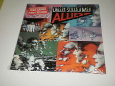Crosby, Stills & Nash ‎– ALLIES - LP ATLANTIC 1983 - MADE IN U.S.A. CUTOUT COVER