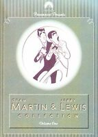 The Dean Martin and Jerry Lewis Collection - Vol. 1 (DVD, 2006, 4-Disc Set) NEW!