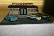 "1994 DANBURY MINT-""MODERN DINER""-PAWTUCKET, R. I.-CLASSIC AMERICAN DINERS COLL"