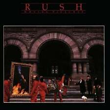 Moving Pictures Remastered - Rush CD MERCURY